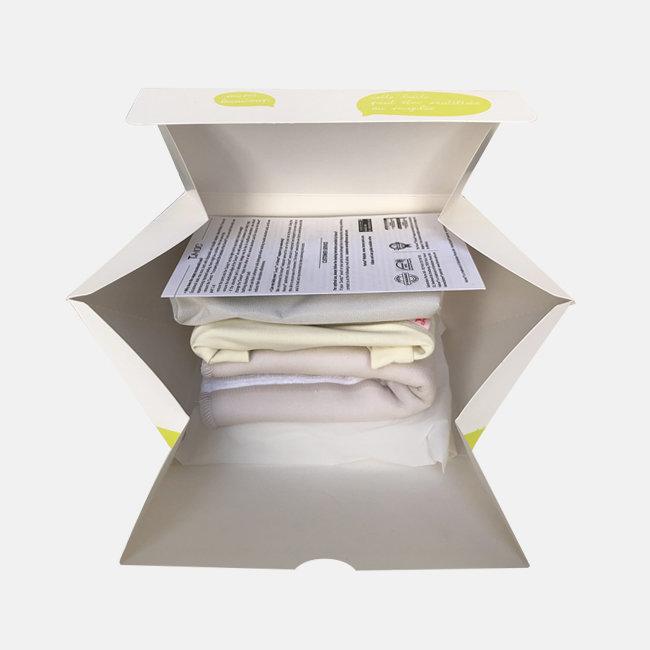 Kit d 39 essai de couche lavable t mac syst me s parable et innovant - Allaitement et retour de couche ...