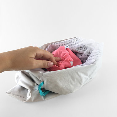sac de lavage hamac