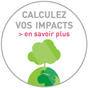 bouton calculez vos impacts