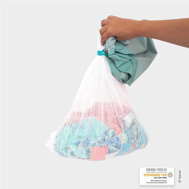 Grand sac pour stocker et laver les couches lavables - Comment laver couches lavables ...
