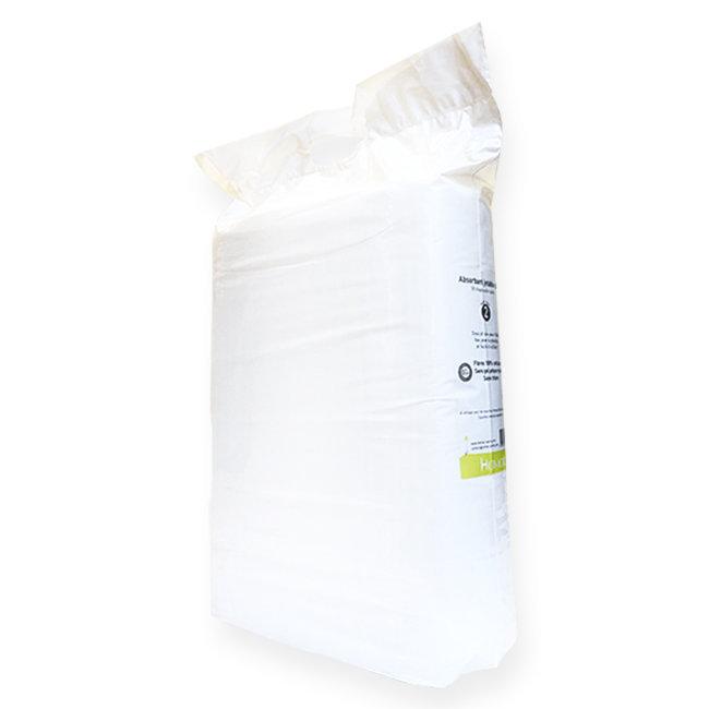 SeniorMar B/éb/é jetable en Tissu biod/égradable jetable Couche-Culotte Couches en Bambou 100 Feuilles pour 1 Rouleau 18Cmx30Cm