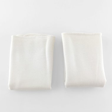 2 absorbants lavables en Coton Biologique