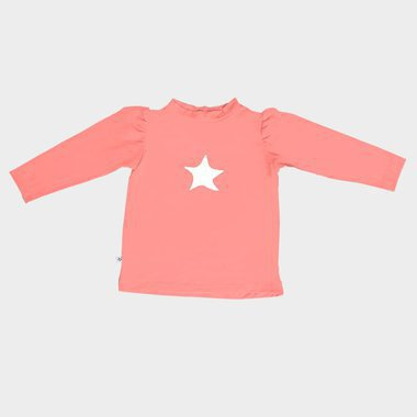 T-Shirt anti-UV Enfant - Papaye