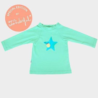 T-Shirt UV Hamac by Mr Wonderful Rock'Ananas