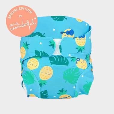 Maillot Hamac by Mr Wonderful Rock'Ananas