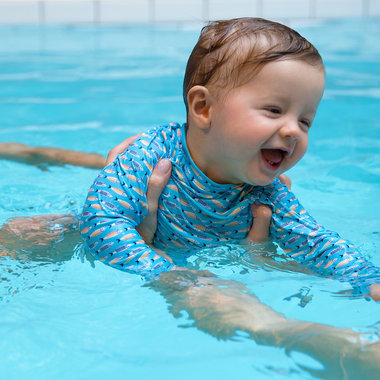T-Shirt anti-UV - Sardines