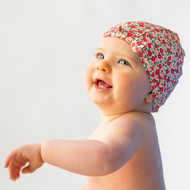 Bonnet de bain bébé - Berries