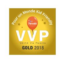label gold VVP